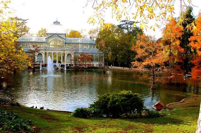 Retiro Park Experience by EBike