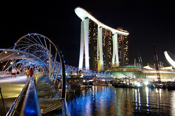 Marina Bay Night Bicycle Tour