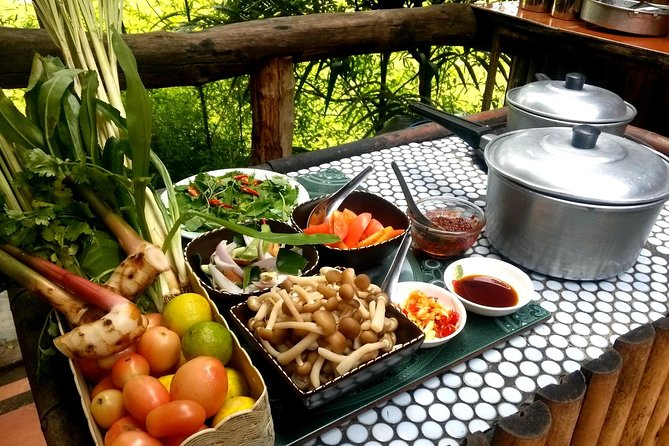 Explore Khao Yai National Park - Waterfall with Authentic Cooking & Market Tour photo 26