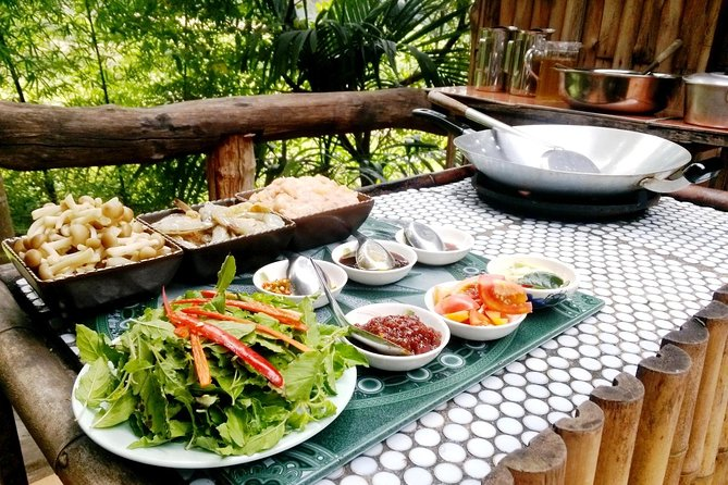 Explore Khao Yai National Park - Waterfall with Authentic Cooking & Market Tour photo 27