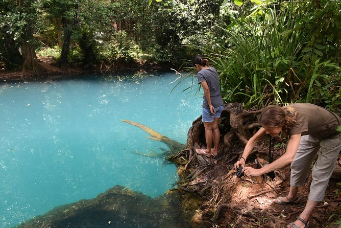 Half-Day Trip to Blue Lagoon at Klong Sra Kaew with Kayaking & ATV