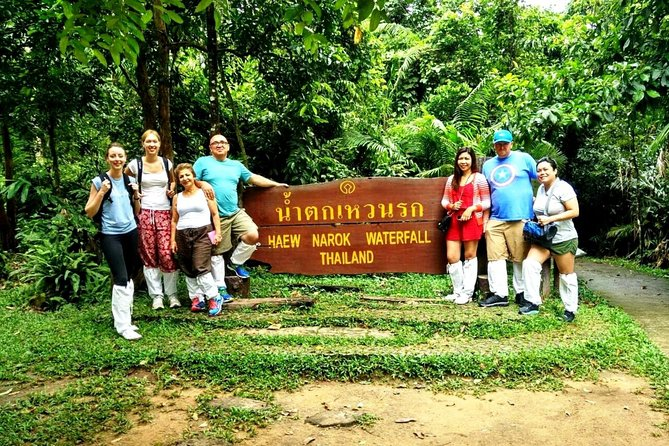 Explore Khao Yai National Park - Waterfall with Authentic Cooking & Market Tour photo 33