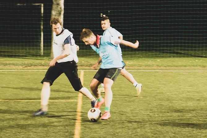 Play Friendly Football Soccer in Vienna