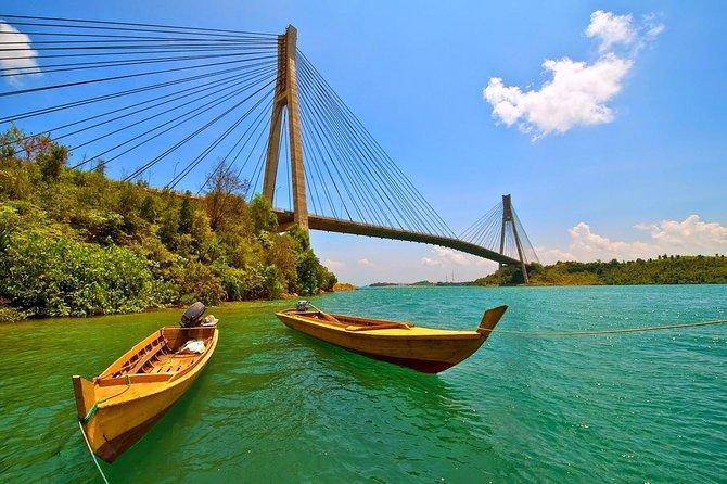 Singapore to Batam:Historical Fruity Tour