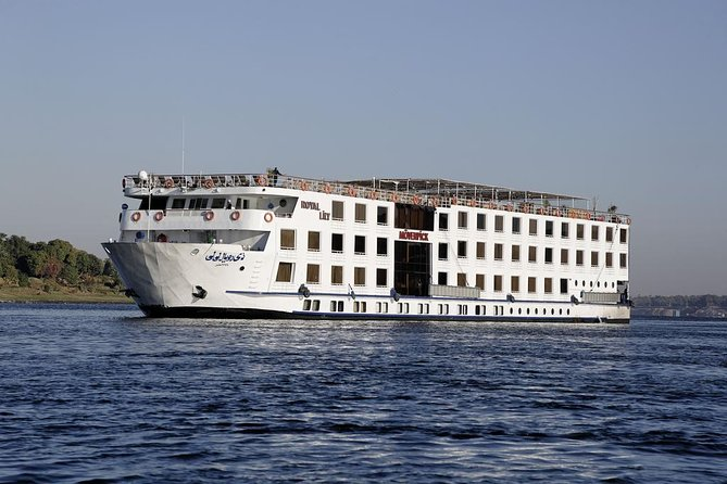 8 Days Cairo And Nile Felucca Adventure Tour Package