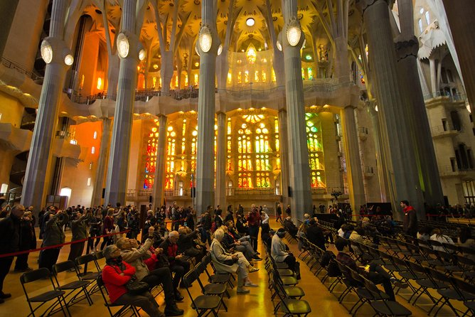 Montserrat Monastery and Sagrada Familia Tour with Liquor Tasting photo 12
