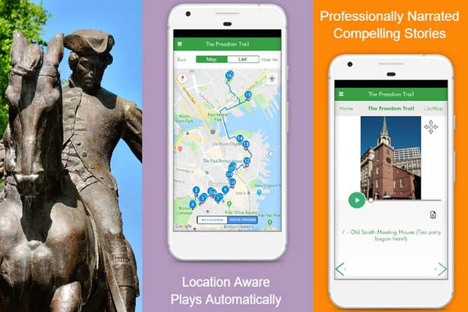 Freedom Trail - Self-guided Tour