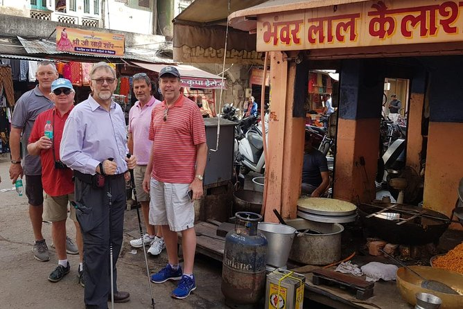 The Original - Food Walk - Culinary Tour of Jaipur