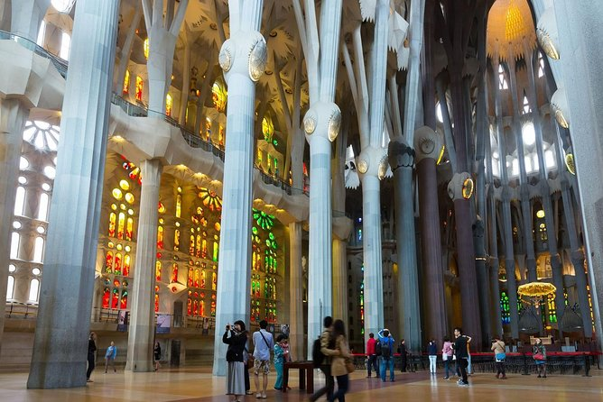 Montserrat Monastery and Sagrada Familia Tour with Liquor Tasting photo 16