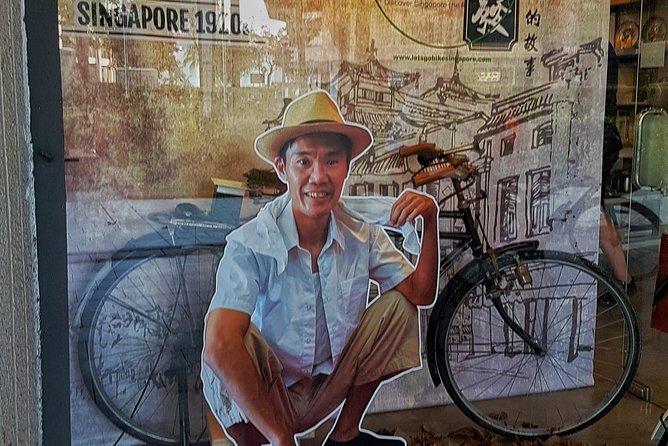 Trails Of Tan Ah Huat Bicycle Tour