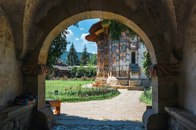 Private two days tour to Bucovina & UNESCO Painted Monasteries from Cluj-Napoca