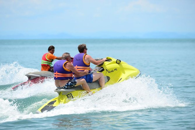 Shared Discover Magical Islands Jet Ski photo 2
