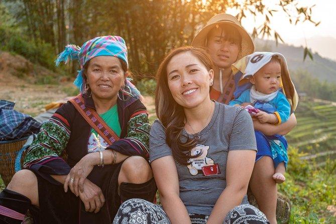 Hang Thi Dinh family