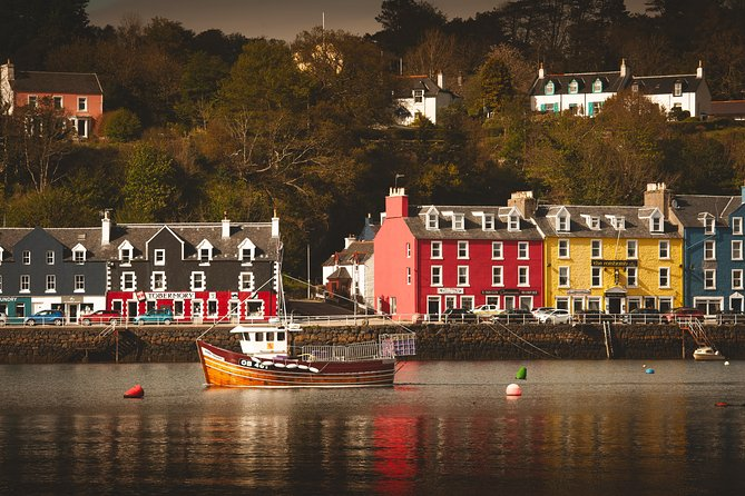 4-Day Magical Mull, Iona & West Highlands Small-Group Tour from Edinburgh