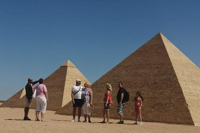 Day Trip in Mini Egypt Park