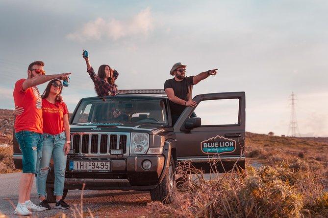 Semi Private Mykonos Safari with Personal Driver