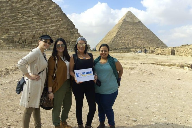 Explore Egypt in 6 days Cairo & Luxor & Aswan & Alex