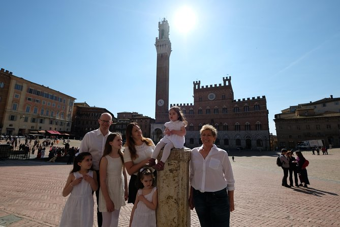 Photo tour and Shoot in Siena Price for Group