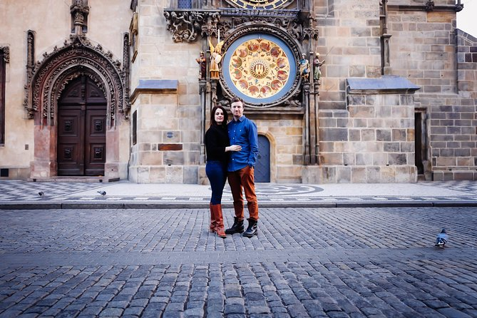 Iconic Prague Photoshoot: Top Attractions and Hidden Streets - Group Session photo 3