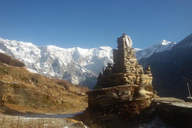 Mardi Himal Yoga Trek