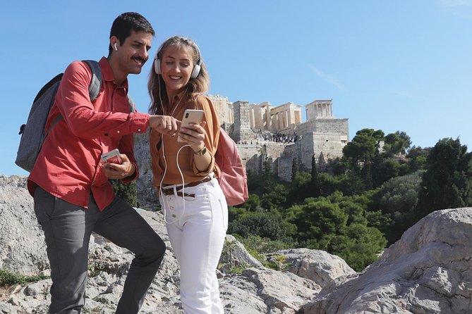 Athens: Acropolis Hill & Museum, Zeus Temple, Agora Audio Tours (no tickets)