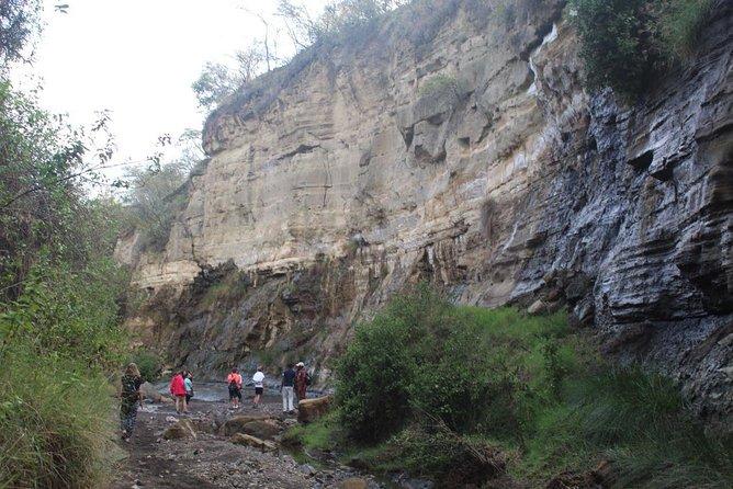 Masai Mara Safari and Mt Longonot Hike plus Hell's Gate Ride