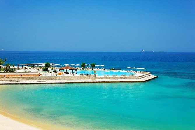 Ain Sokhna Red Sea Day Use from Cairo