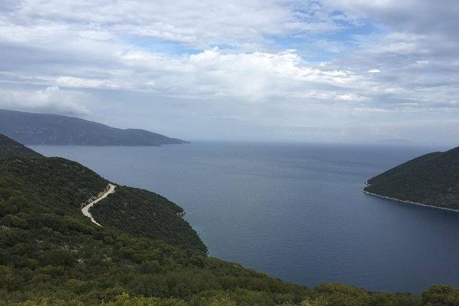 Private Half-day Tour: Antisamos beach Swim, Melissani Lake, Agrilia Monastery