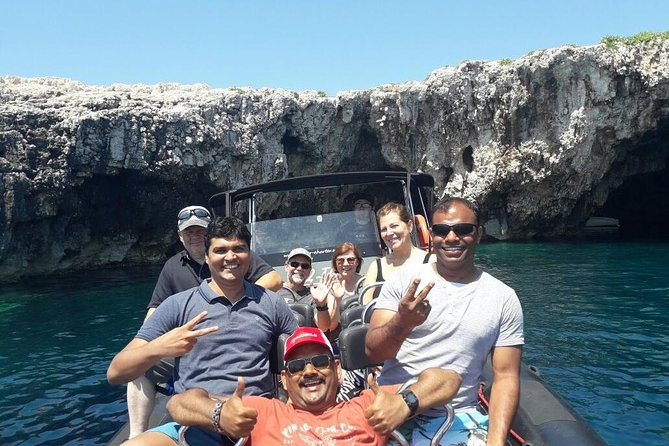 Tailored tour by speedboat