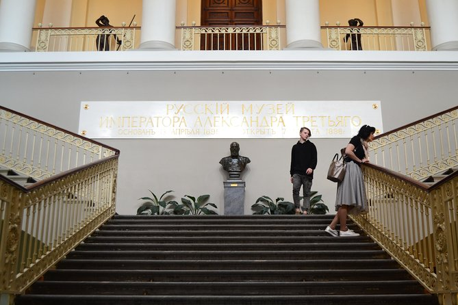 The State Russian Museum - Privérondleiding (7ppl Max)