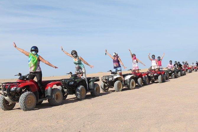 Safari Sahara Park by Quad & ATV - Hurghada