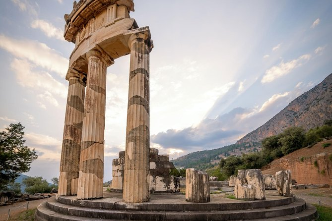 Athens To Delphi - The Navel Of The World - Private Day Trip