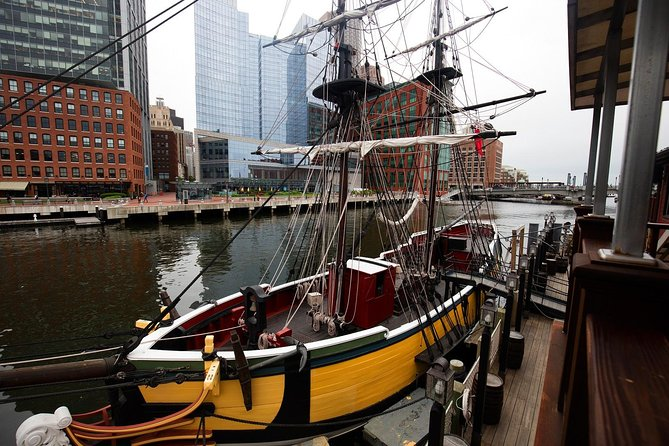 Viagem diurna ao Boston Freedom Trail partindo de Nova York
