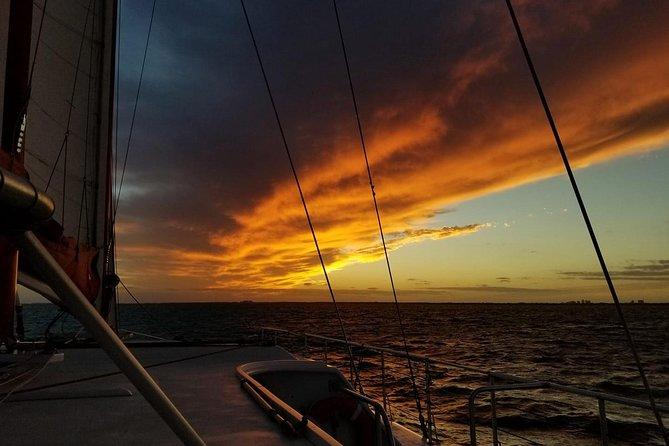 Náufrago do dia Sunset Cruise Miami