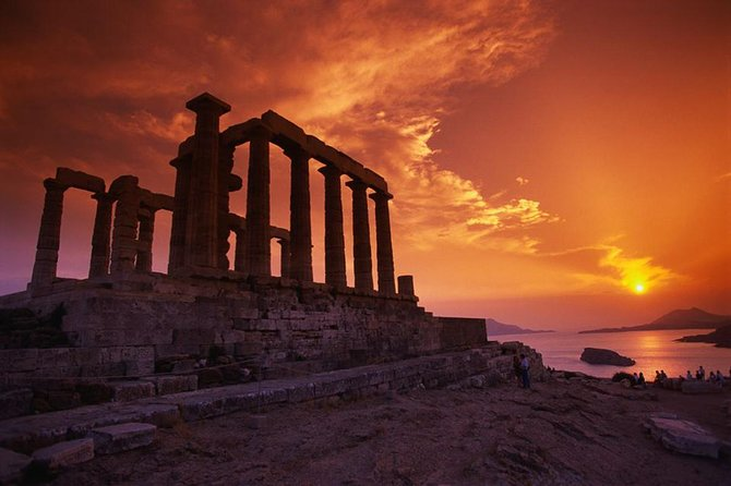 Cape Sounion Private Sunset Tour From Athens With Seaside Dinner