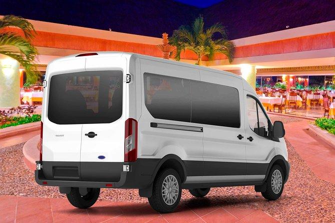 Cancun Roundtrip Shuttle Transportation