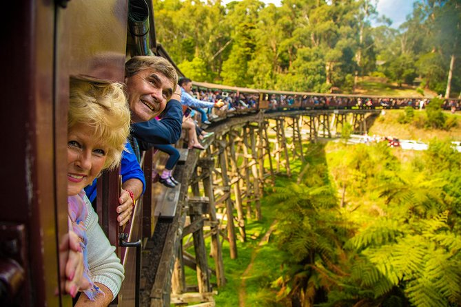 Half Day Puffing Billy Train Journey From Melbourne