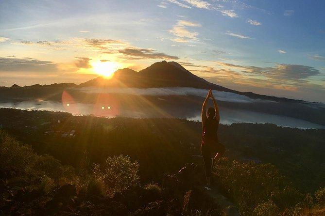 Mount Batur Trekking & Ayung White Water Rafting