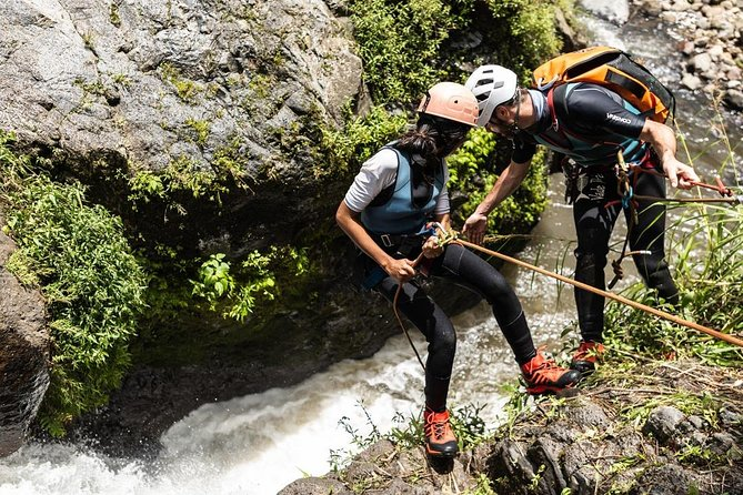 Canyoning Discovery in Bali: Shiva Canyon