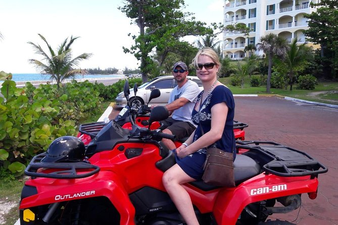 Rent an ATV (Discover & Explore Nassau like a local without guide)