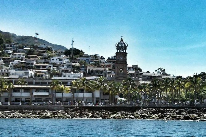 South Shore Private Sightseeing Cruise in Puerto Vallarta photo 1