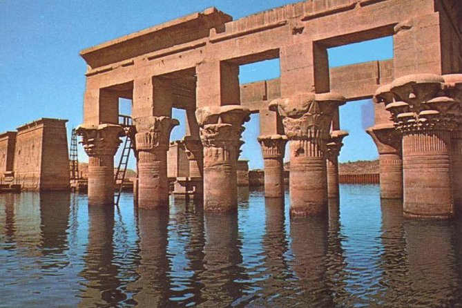 Philae Temple, Aswan High Dam and Unfinished Obelisk Tour