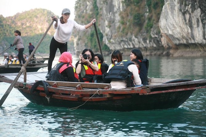 Great 6 days-5 nights: Hanoi, Sapa, Halong Bay - all inclusions photo 1