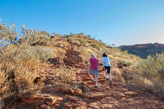 Coach Transfer from Kings Canyon Resort to Ayers Rock Resort