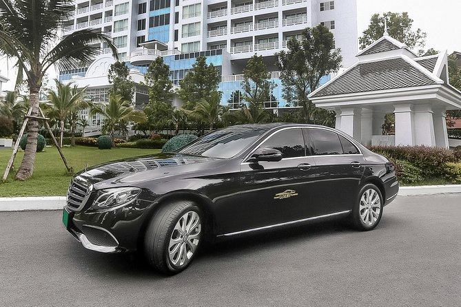 Luxe Transfer Airport - North Phuket by Mercedes-Benz E-class photo 1