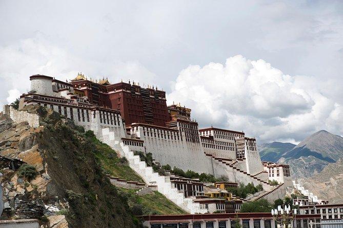Tour di 3 giorni del meglio del Tibet in aereo da Chengdu: Lhasa, lago Yamdrok e passo Khampa La