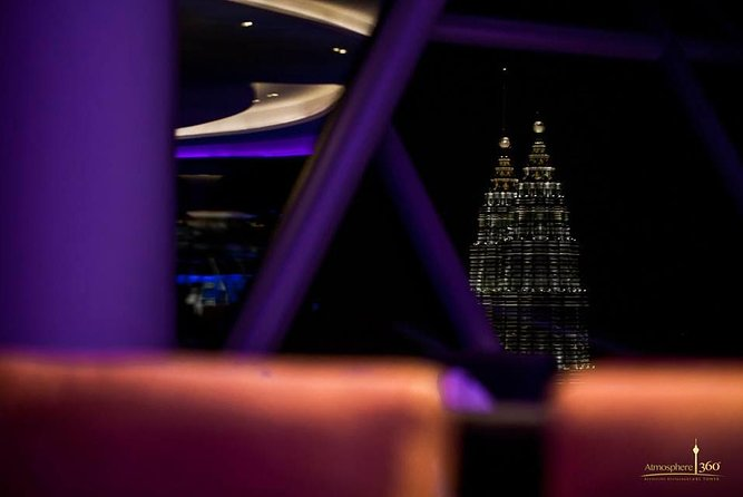 Dine-in Buffet at Atmosphere 360 restaurant Kuala Lumpur(with transfer)