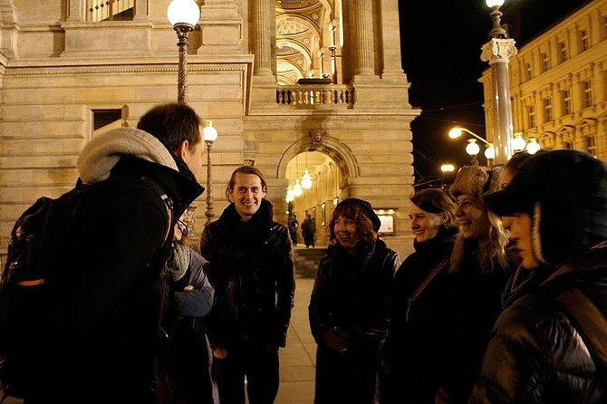 3-hour Prague by Night Walking Tour
