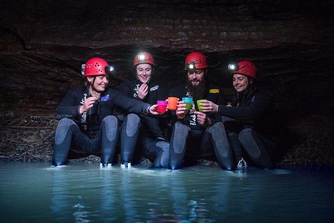 Black Abyss Ultimate Waitomo Caving Adventure Experience