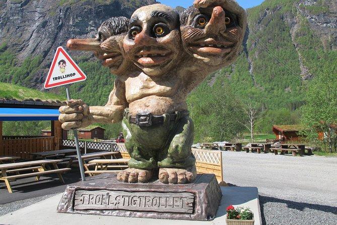 Trollstigen, The Land Of The Trolls